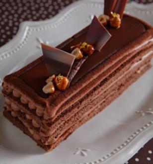Cooking chef gateau chocolat